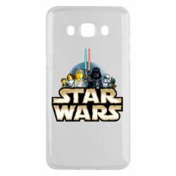 Чохол для Samsung J5 2016 Star Wars Lego