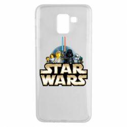 Чохол для Samsung J6 Star Wars Lego