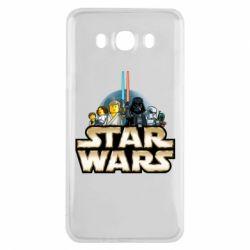 Чохол для Samsung J7 2016 Star Wars Lego