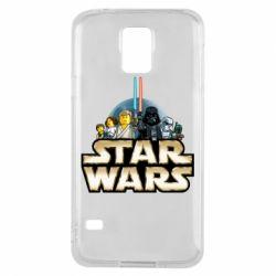 Чохол для Samsung S5 Star Wars Lego
