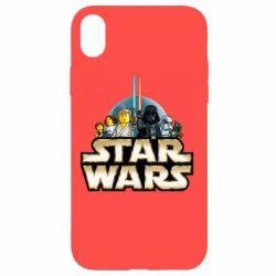 Чохол для iPhone XR Star Wars Lego
