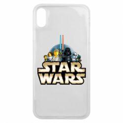 Чохол для iPhone Xs Max Star Wars Lego