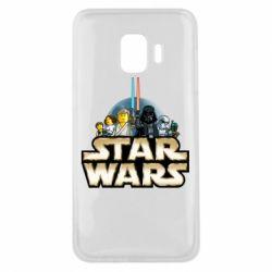 Чохол для Samsung J2 Core Star Wars Lego