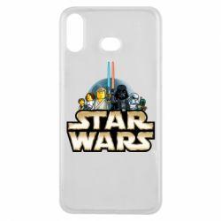 Чохол для Samsung A6s Star Wars Lego