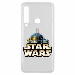 Чохол для Samsung A9 2018 Star Wars Lego