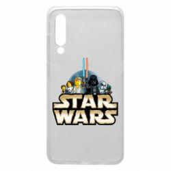 Чохол для Xiaomi Mi9 Star Wars Lego