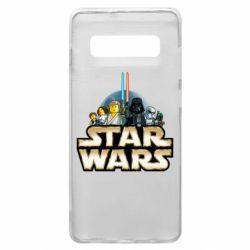 Чохол для Samsung S10+ Star Wars Lego