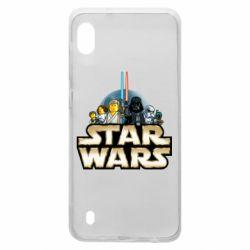 Чохол для Samsung A10 Star Wars Lego