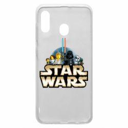 Чохол для Samsung A20 Star Wars Lego