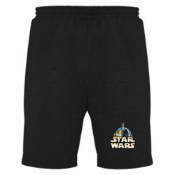 Мужские шорты Star Wars Lego - FatLine