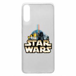 Чохол для Samsung A70 Star Wars Lego
