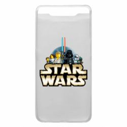 Чохол для Samsung A80 Star Wars Lego
