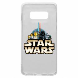 Чохол для Samsung S10e Star Wars Lego
