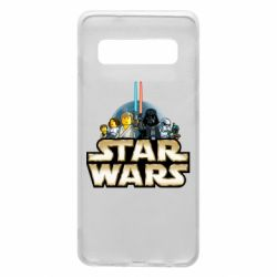 Чохол для Samsung S10 Star Wars Lego
