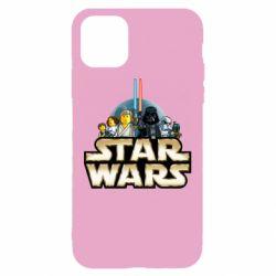 Чохол для iPhone 11 Star Wars Lego