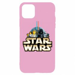 Чохол для iPhone 11 Pro Max Star Wars Lego