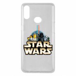 Чохол для Samsung A10s Star Wars Lego
