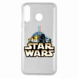 Чохол для Samsung M30 Star Wars Lego