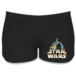 Женские шорты Star Wars Lego - FatLine