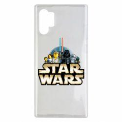 Чохол для Samsung Note 10 Plus Star Wars Lego