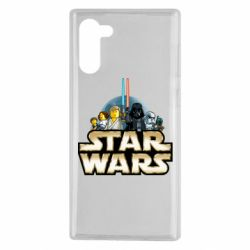 Чохол для Samsung Note 10 Star Wars Lego