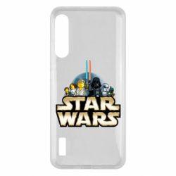 Чохол для Xiaomi Mi A3 Star Wars Lego