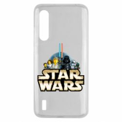 Чохол для Xiaomi Mi9 Lite Star Wars Lego