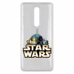 Чохол для Xiaomi Mi9T Star Wars Lego