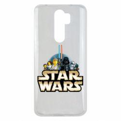 Чохол для Xiaomi Redmi Note 8 Pro Star Wars Lego