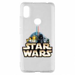 Чохол для Xiaomi Redmi S2 Star Wars Lego