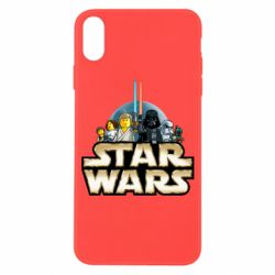 Чохол для iPhone X/Xs Star Wars Lego