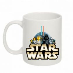 Кружка 320ml Star Wars Lego - FatLine