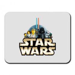 Коврик для мыши Star Wars Lego - FatLine
