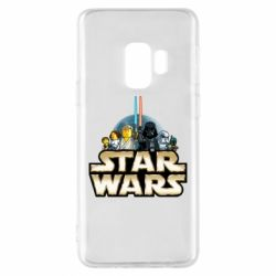 Чохол для Samsung S9 Star Wars Lego