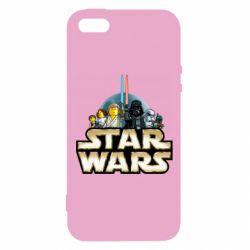 Чохол для iphone 5/5S/SE Star Wars Lego