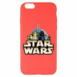 Чохол для iPhone 6 Plus/6S Plus Star Wars Lego