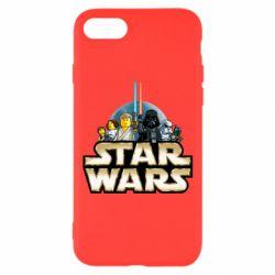 Чохол для iPhone 7 Star Wars Lego