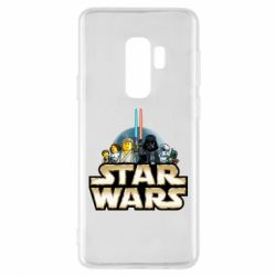Чохол для Samsung S9+ Star Wars Lego
