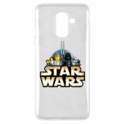 Чохол для Samsung A6+ 2018 Star Wars Lego