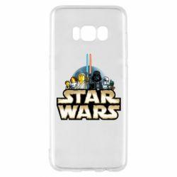 Чохол для Samsung S8 Star Wars Lego