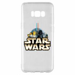 Чохол для Samsung S8+ Star Wars Lego