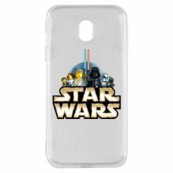 Чохол для Samsung J3 2017 Star Wars Lego