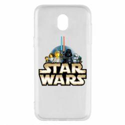 Чохол для Samsung J5 2017 Star Wars Lego