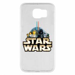 Чохол для Samsung S6 Star Wars Lego