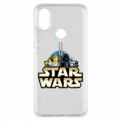 Чохол для Xiaomi Mi A2 Star Wars Lego