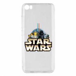 Чохол для Xiaomi Mi5/Mi5 Pro Star Wars Lego