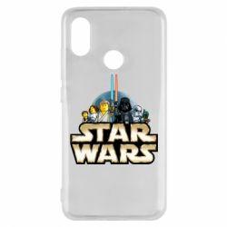 Чохол для Xiaomi Mi8 Star Wars Lego