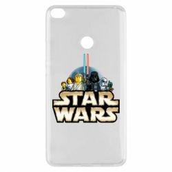 Чохол для Xiaomi Mi Max 2 Star Wars Lego