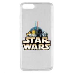 Чохол для Xiaomi Mi Note 3 Star Wars Lego
