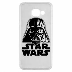 Чохол для Samsung A3 2016 STAR WARS MASK